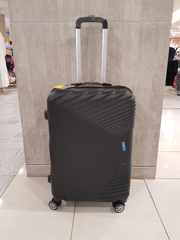 Koper travel time size 24 black