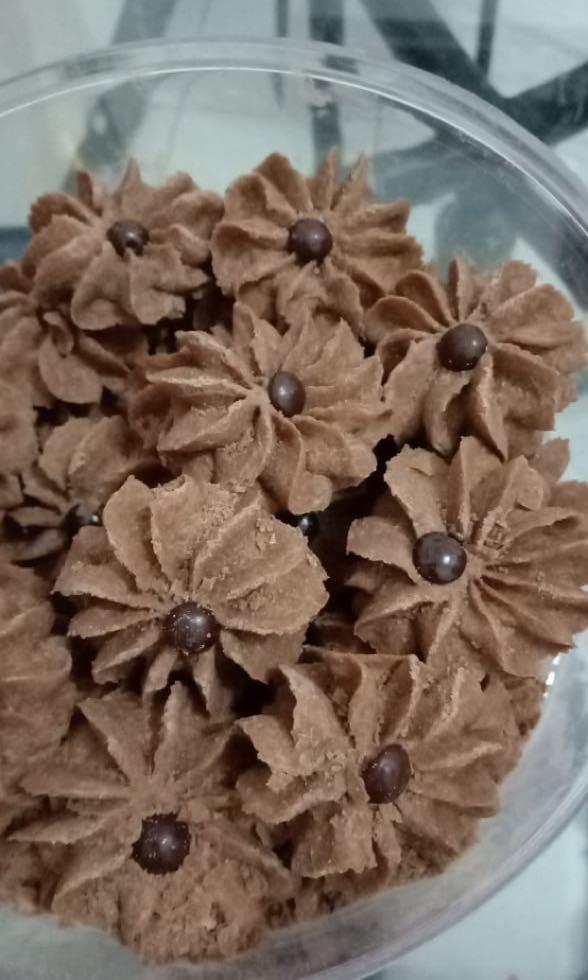 Kue Kering (sagu coklat)