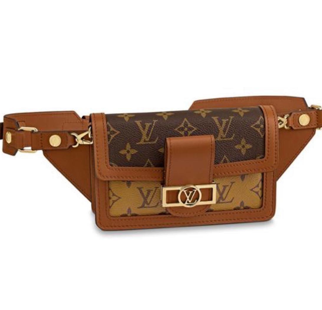 Limited Edition Dauphine Belt Bag