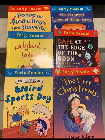 Lot of Readers for kids - 12 books for $10