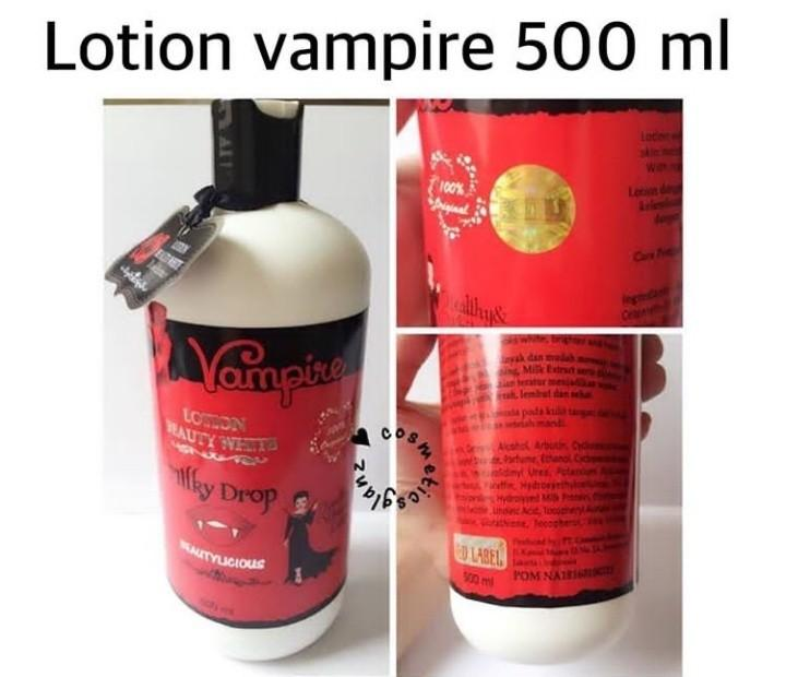 Lotion vampir 500ml