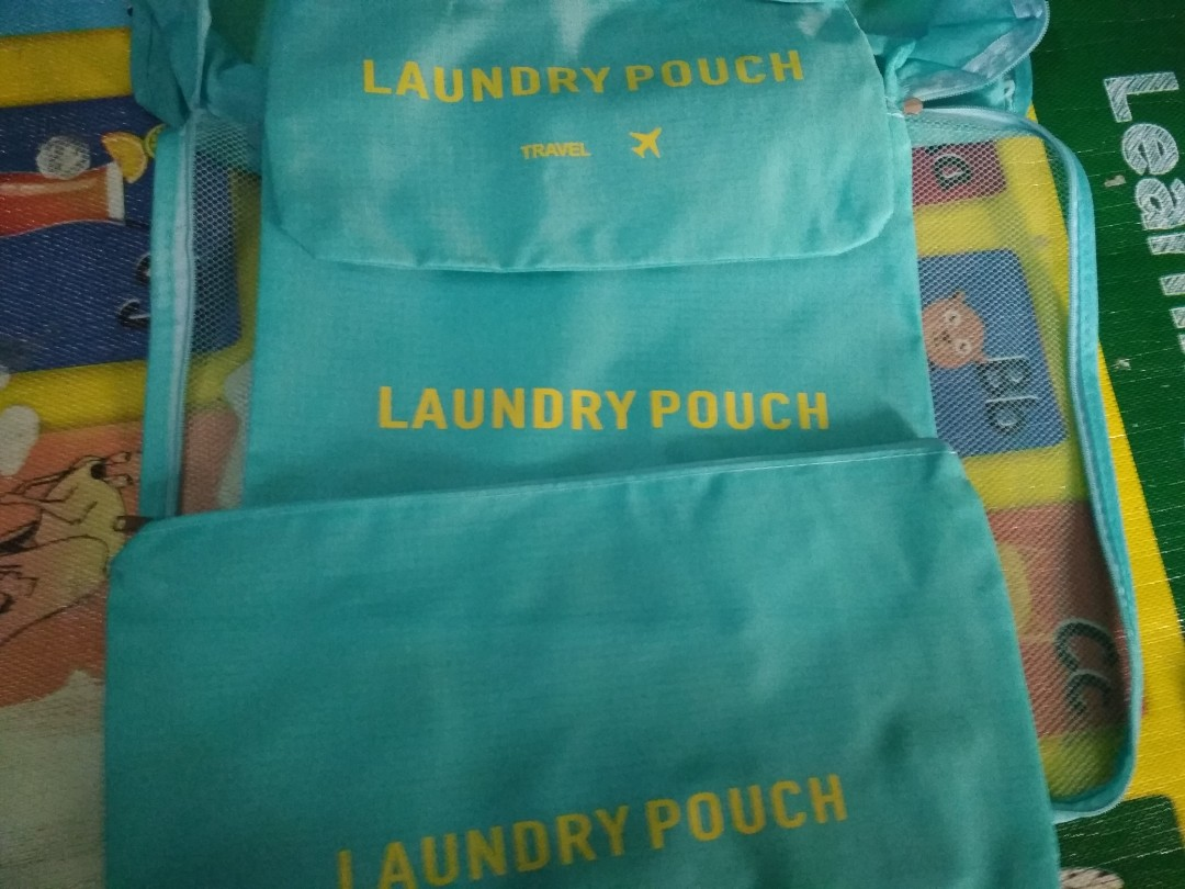 Loundry Pouch