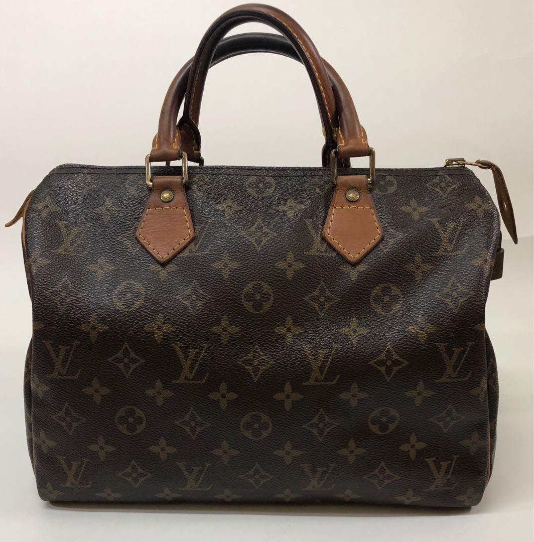LV speedy 30 100% authentic