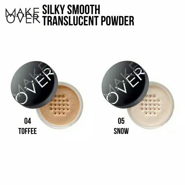 Make Over Silky Smooth 35g