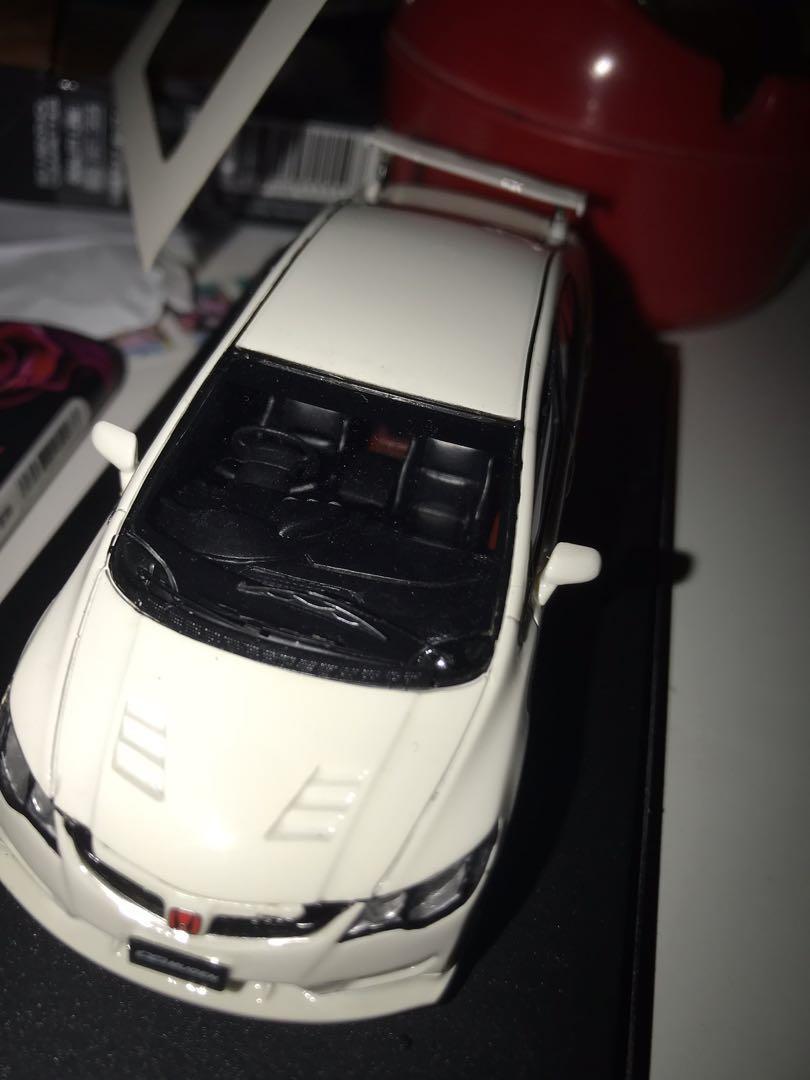 Mark43 Honda Mugen Type R Fd2 1/43