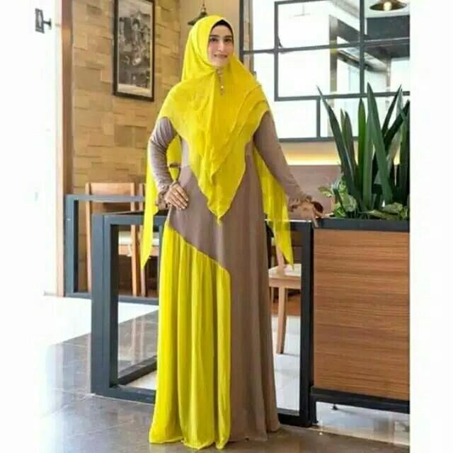 #mauvivo Preloved Original set Aisah by Kameela Hijabku