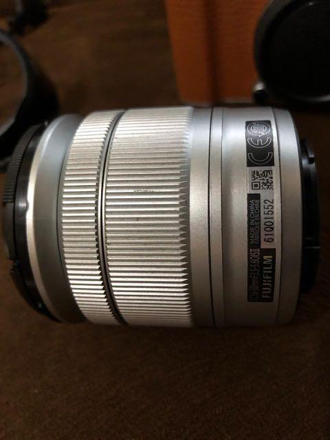 MIRRORLESS FUJIFILM XA2 SINGLE KIT 16-50mm