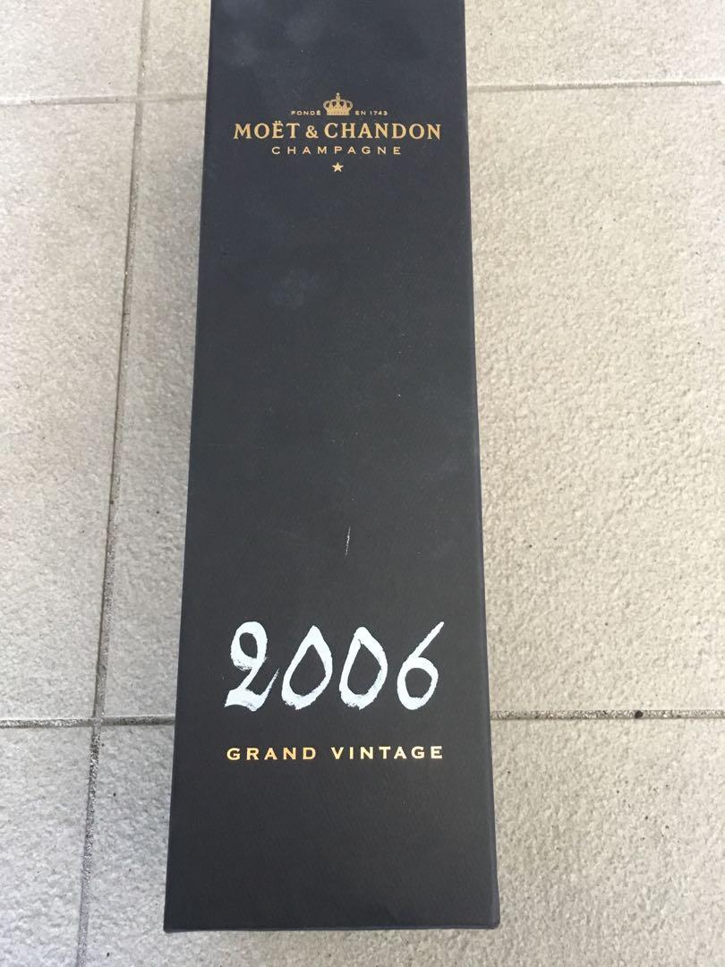 Moët and Chandon 2006 Vintage