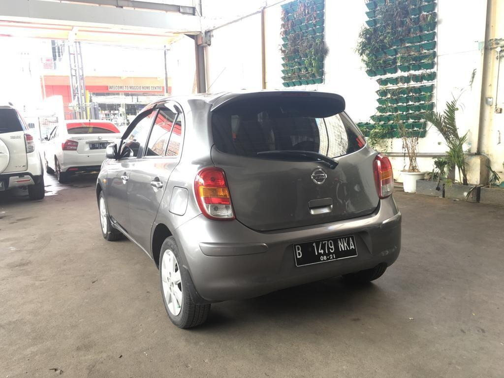 Nissan March xs matic 2011