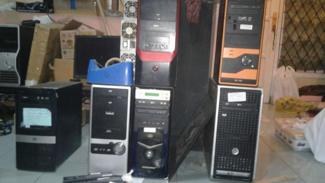Pc build untuk kantor, Gaming + Editing Video (Request)