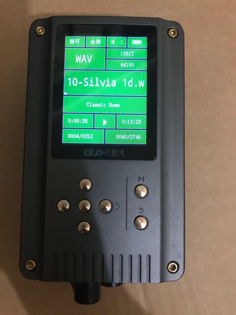 QLS-HiFi QA360 配Amaze Audio 6.8