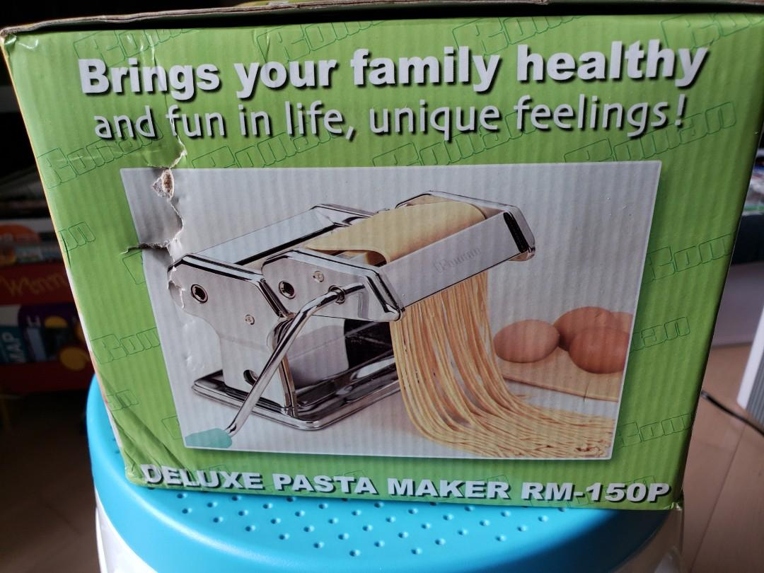 Roman Deluxe Pasta Maker
