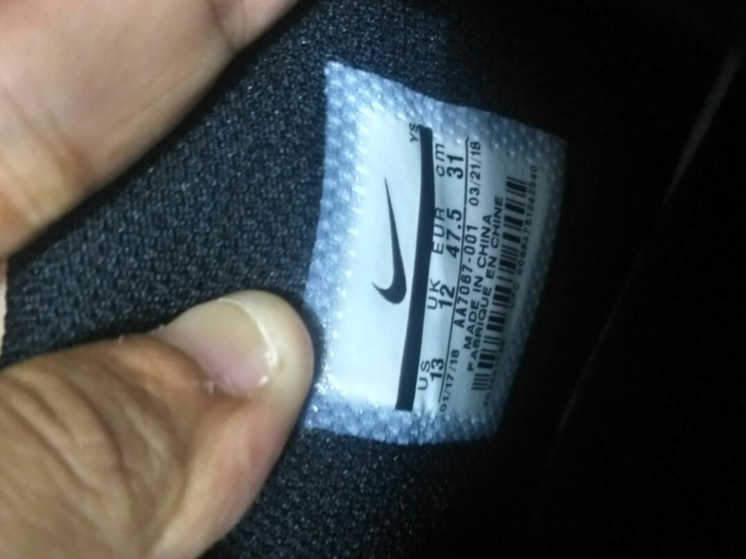 #sale2020 Sepatu basket nike kd trey 5