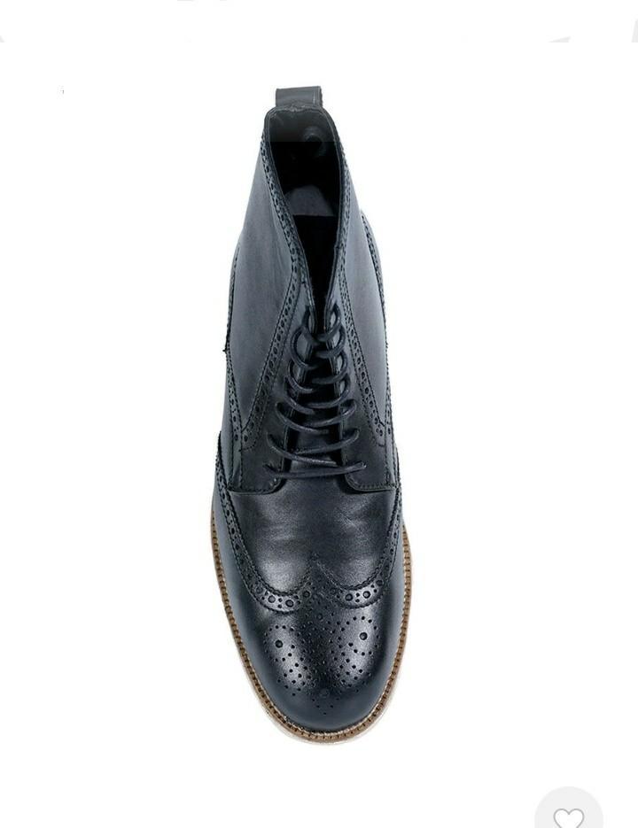 Sepatu Boots Ftale Deerhunter black