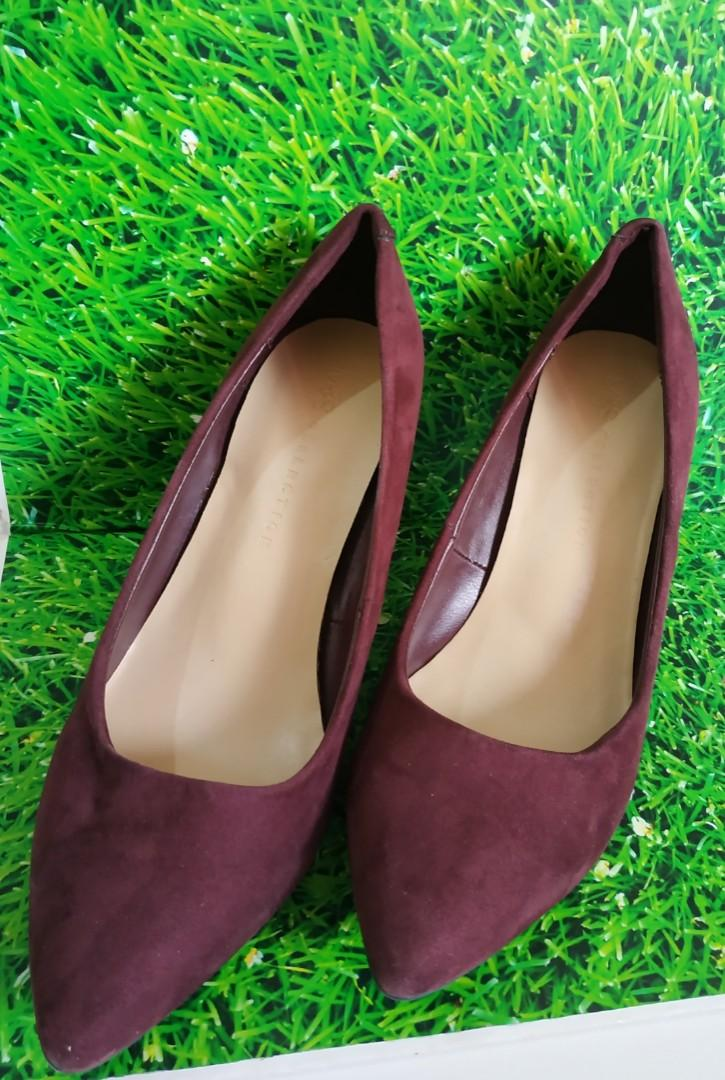 Sepatu Mark& Spencers 100% NEW ORIGINAL STORE