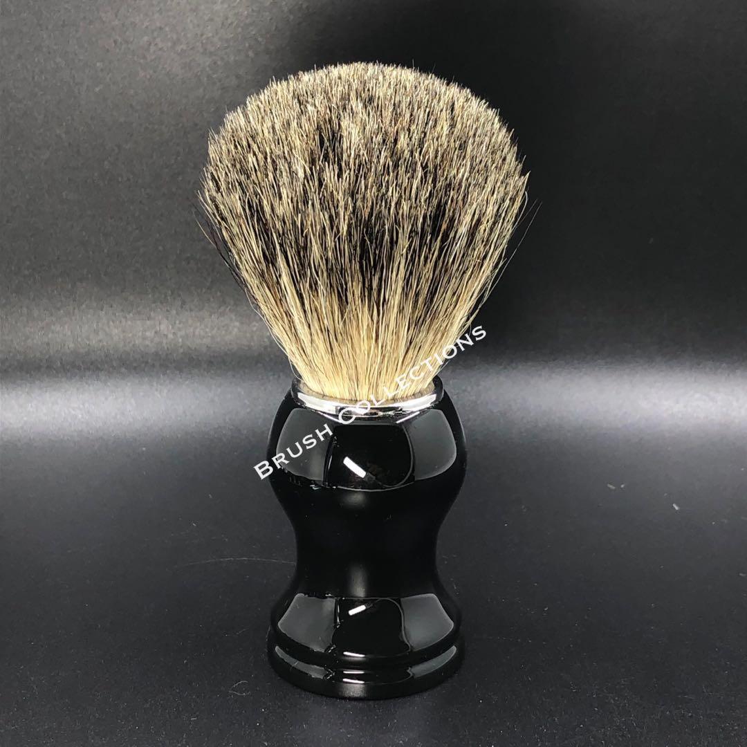 Shaving Brush Razor Gift Set 20mm Badger Hair Brush Knot 剃鬚刀套裝/鬍鬚刷