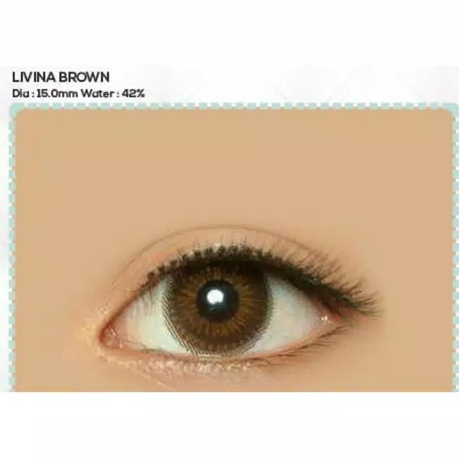 Softlense brown normal