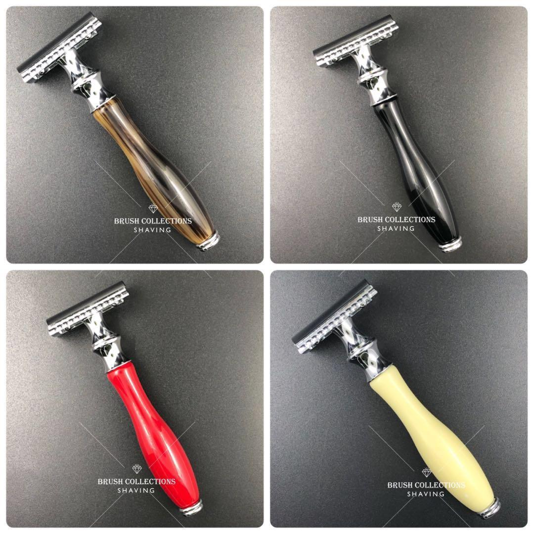 Special Offer-Double Edge Safety Shaving Razor Set 傳統雙刃剃鬚刀連刀架