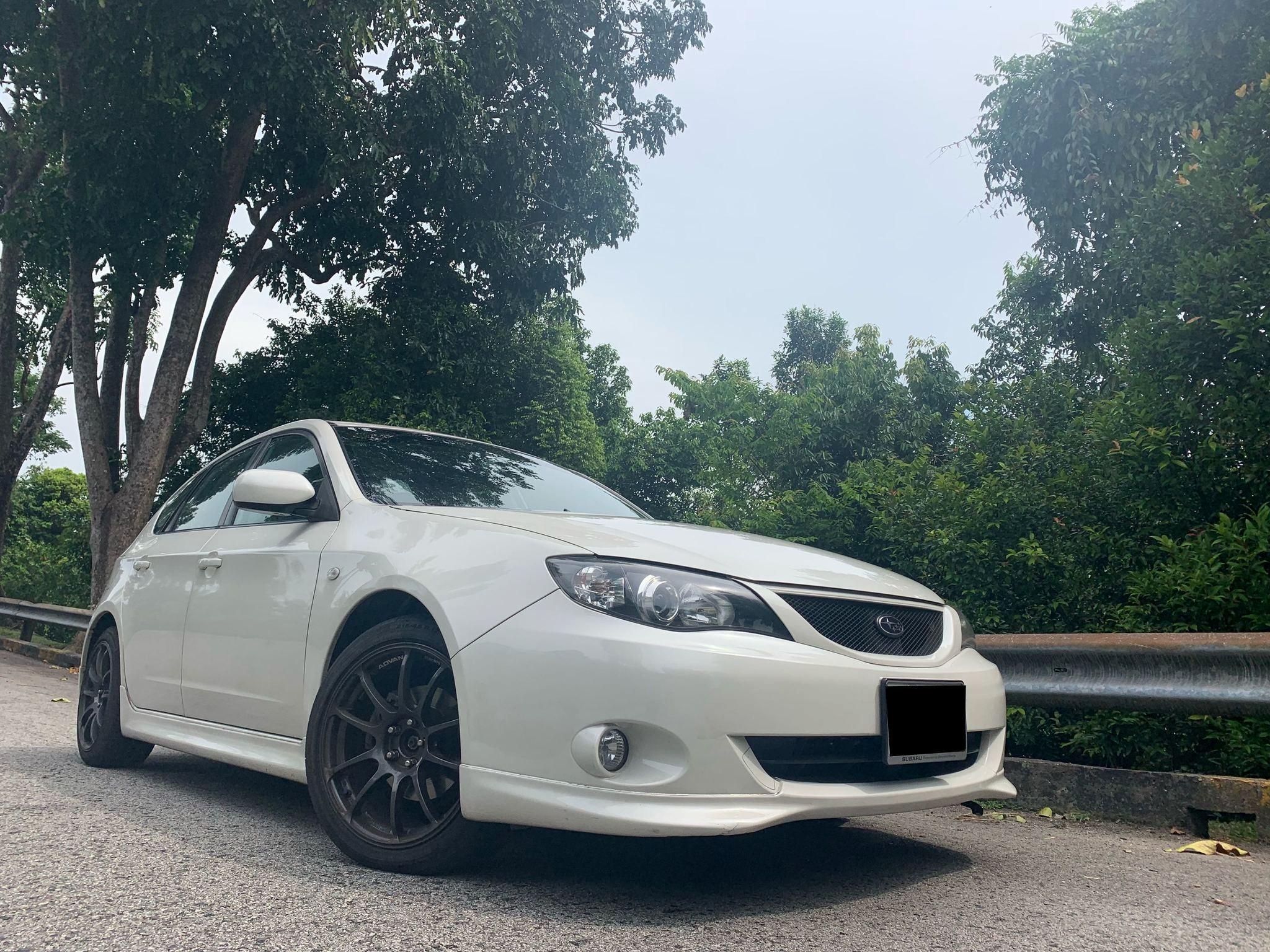 Subaru Impreza 1.5 R 5-Dr Auto
