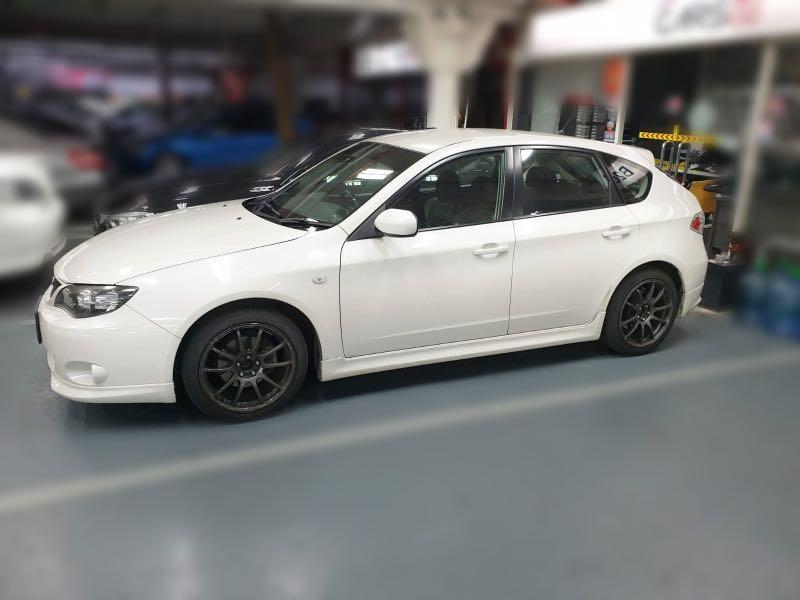 Subaru Impreza 5D 1.5