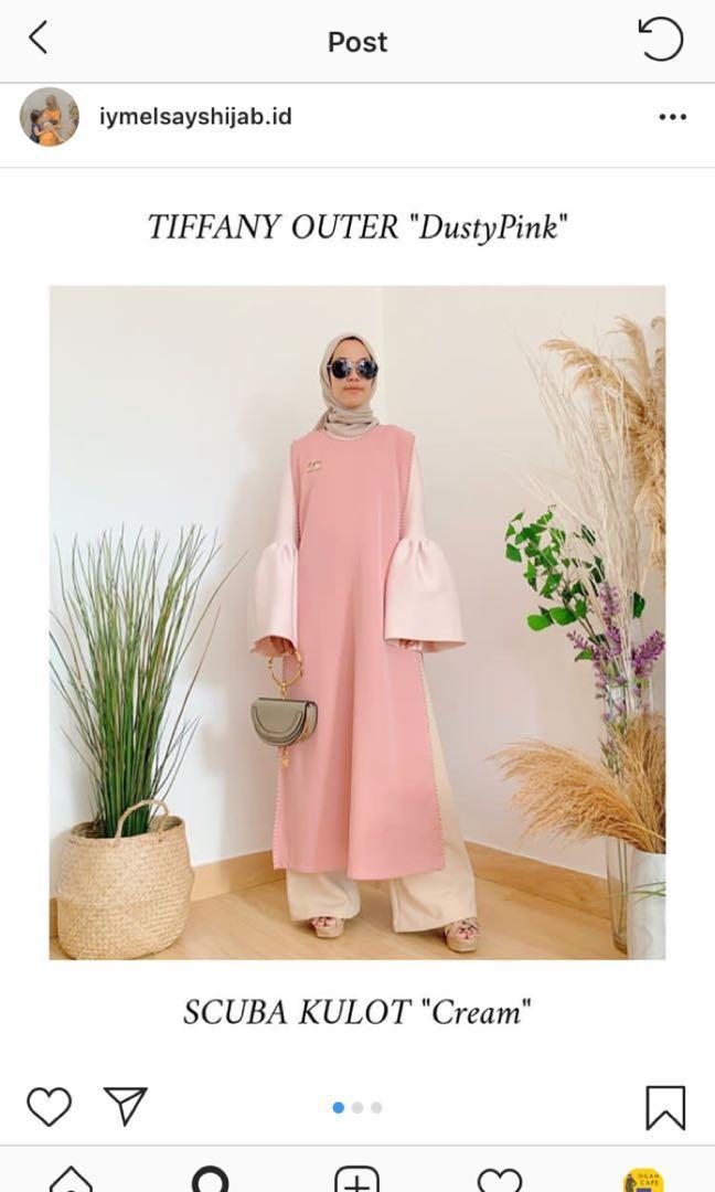Tiffany Outer by Iymel Say Hijab
