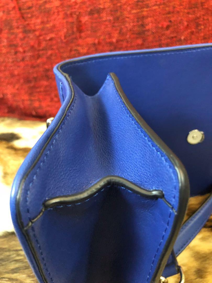 Tory Burch Alexa mini crossbody bag 100% authentic