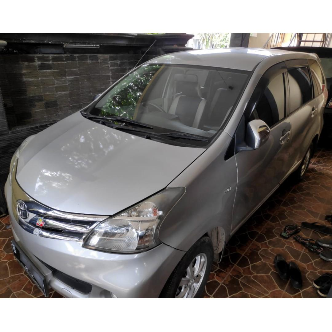 Toyota Avanza 1.3 G Manual 2012