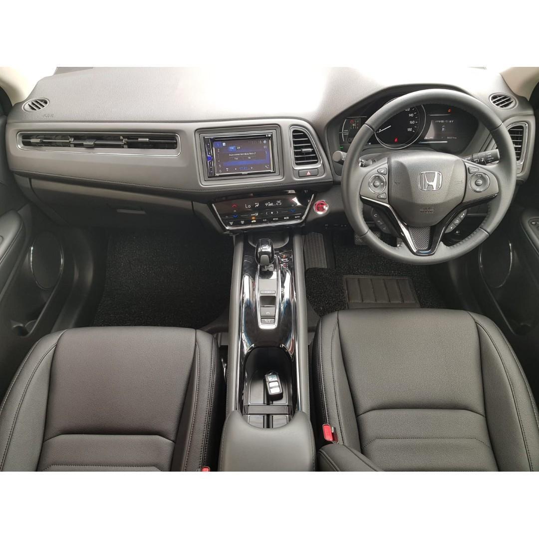 Honda Vezel Hybrid X
