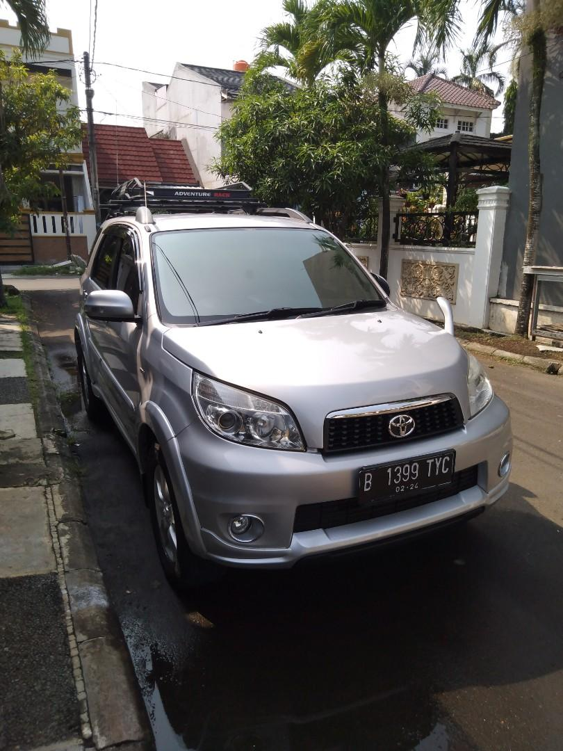 Toyota Rush 2014 matic