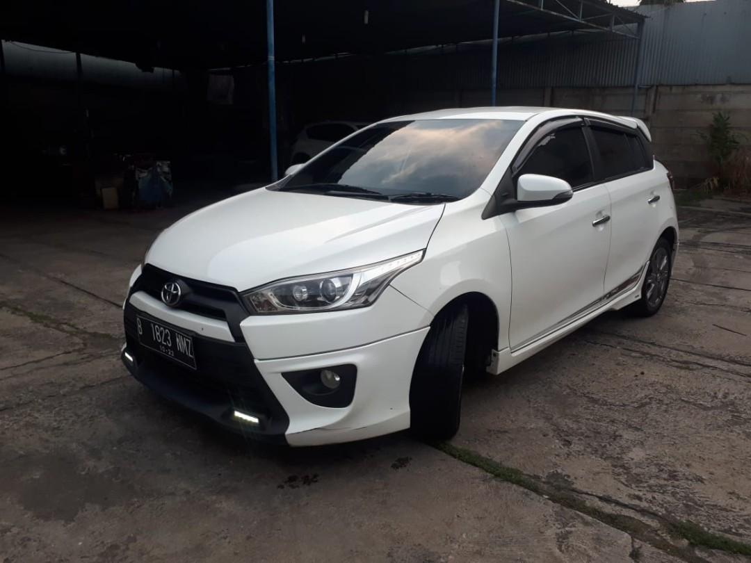 Toyota Yaris S TRD 1.5 A/T 2014