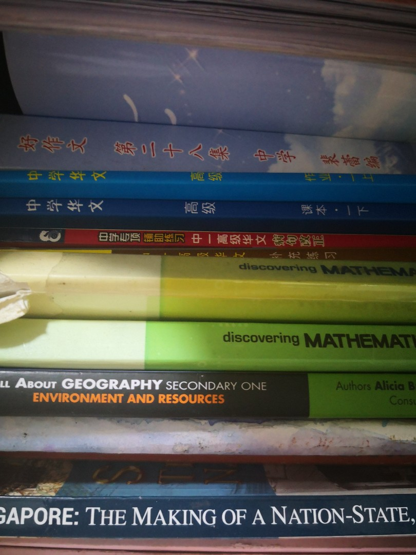 used textbooks/storybooks for sale!