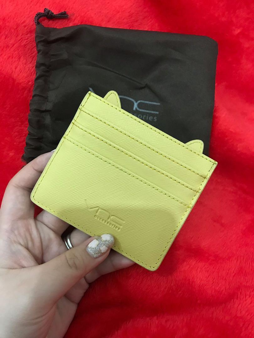 Vnc Card holder wallet