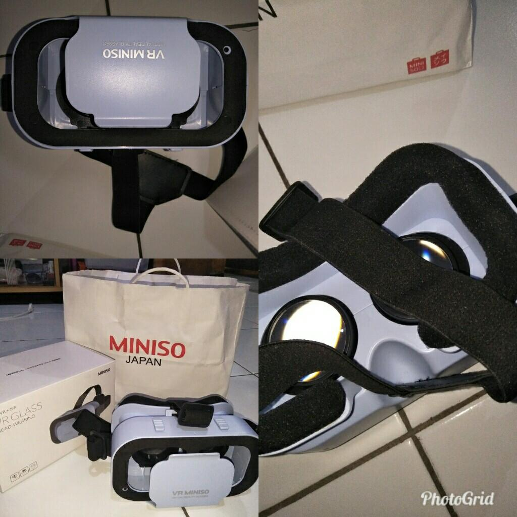 VR GLASS miniso