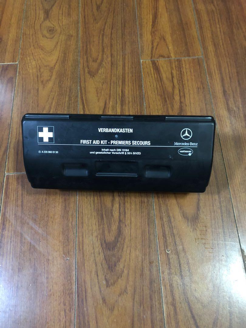 W220 Benz 藥箱