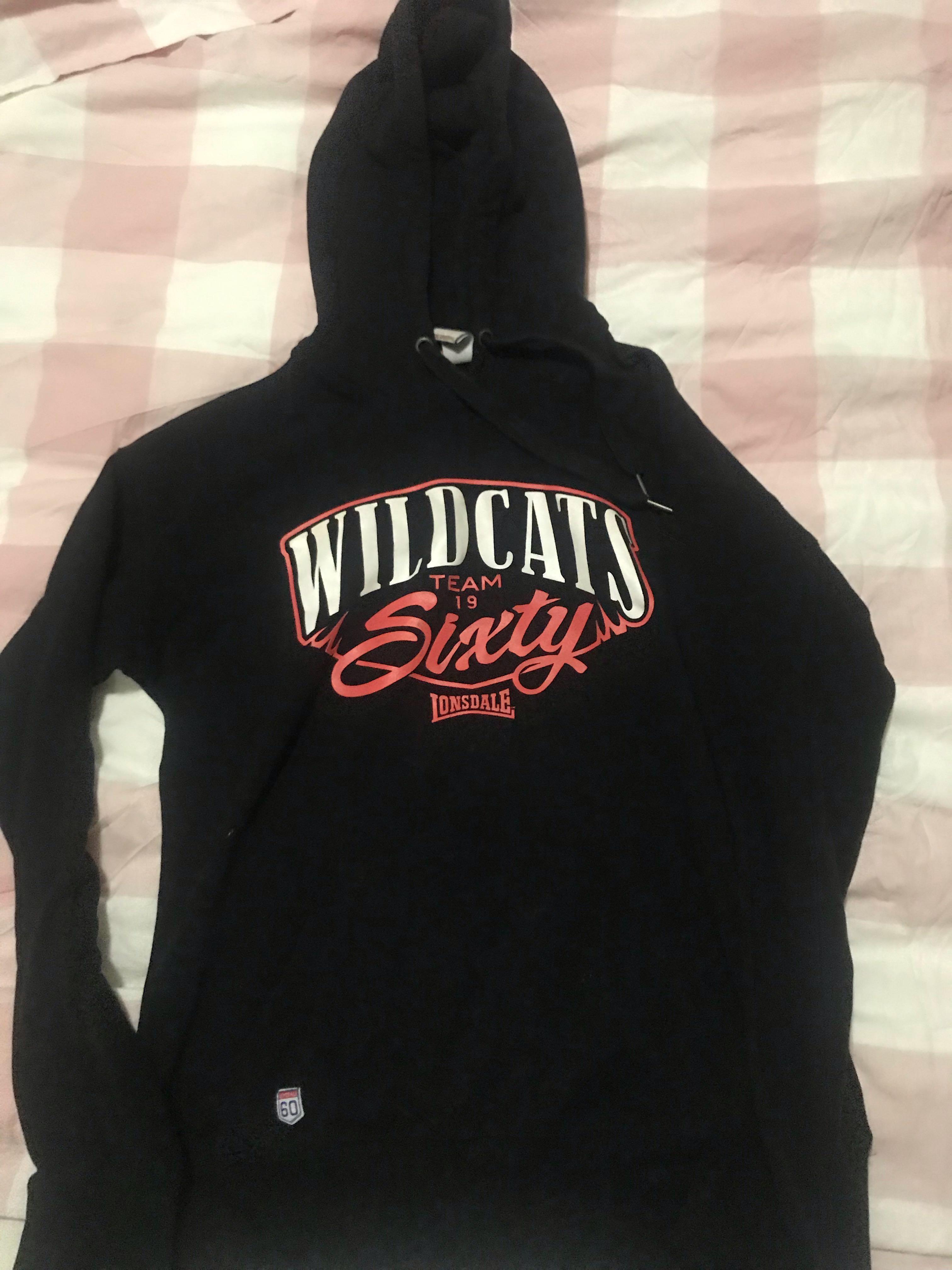 Wildcats Londsdale hoodie