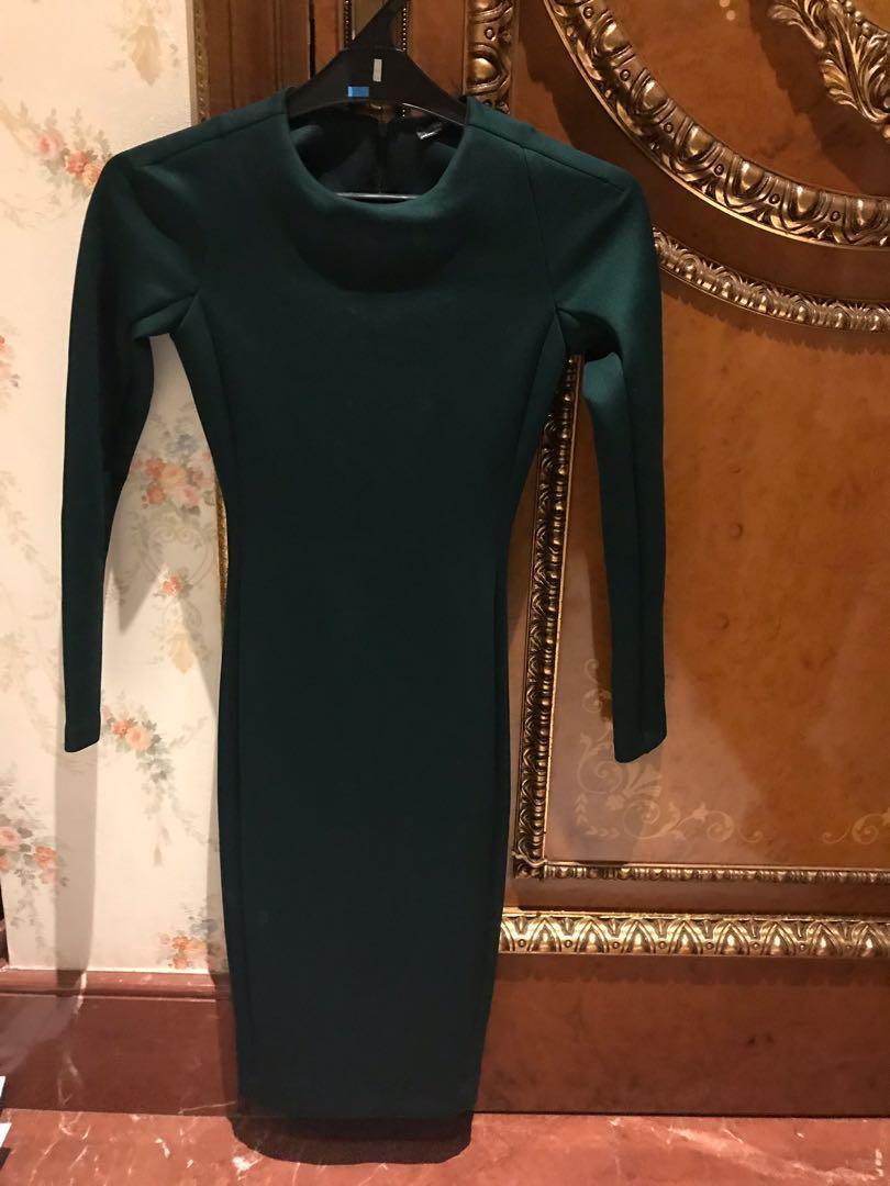 Zara Scuba Dress