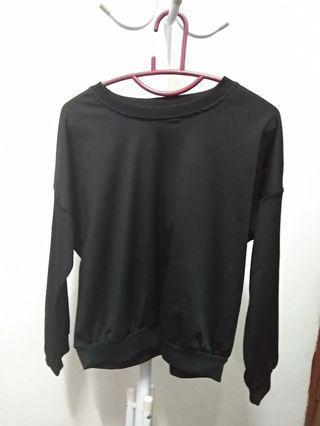 Crop Top (material: jersey)