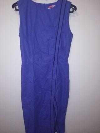 #BAPAU Blue Dress