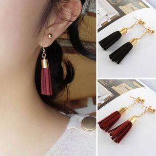 Tassel Dangle Earrings (PO)