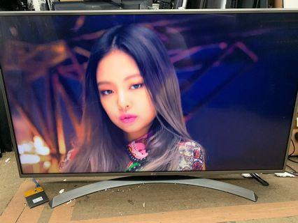 49吋 LG 4K SMART TV 49UJ6500