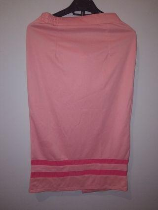 #BAPAU Rok Span Pink