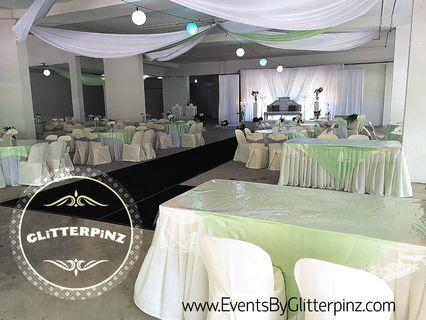 Wedding decor / catering and so much more