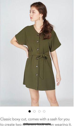 BN Playdress Brienne Boxy Cut Dress