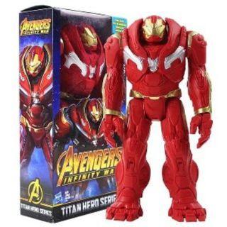 AVENGERS INFINITY WAR Titan Hero Series Hulkbuster