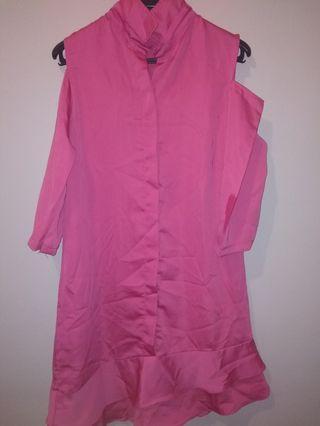 #BAPAU Pink Top