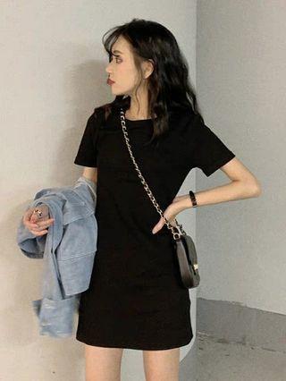 [PO] summer style round neck dress
