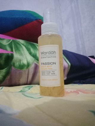 "Wardah Scentsation ""Passion"" Body Mist"