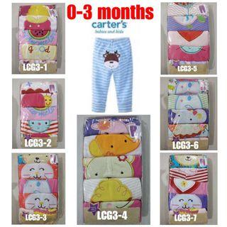 🚚 💌FREE MAILING💌Carter's long pants for girl NB-24 months