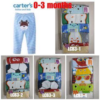 🚚 💌FREE MAILING💌Carter's long pants for boy Nb-24 months