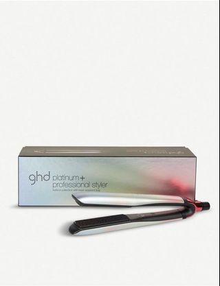 代購 GHD 直髮夾 platinum + professional styler